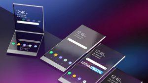Sony şeffaf ekranlı akıllı telefon