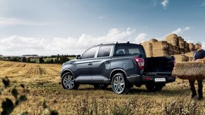 2020 Ssangyong Musso Grand