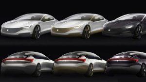 Apple Tesla otomobil