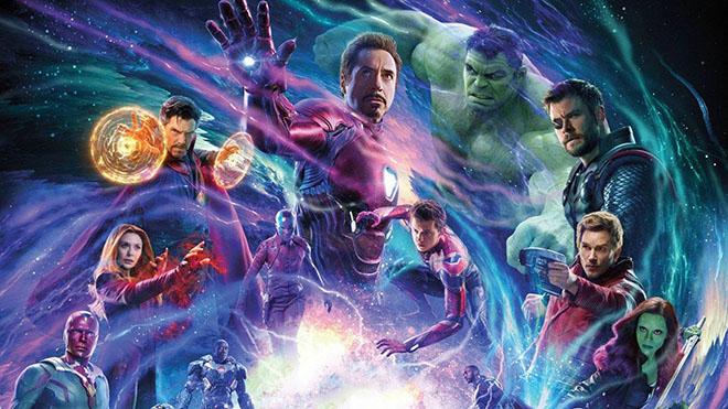 Avengers Infinity War Avengers Endgame