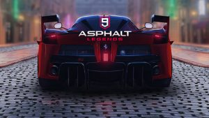 Asphalt 9: Legends iPhone Xs iPhone Xs Max ve iPhone XR