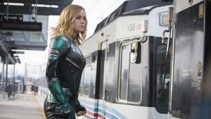 Avenger Endgame captain marvel