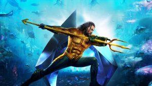 Aquaman Jason Momoa