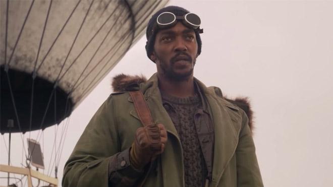Netflix IO Anthony Mackie