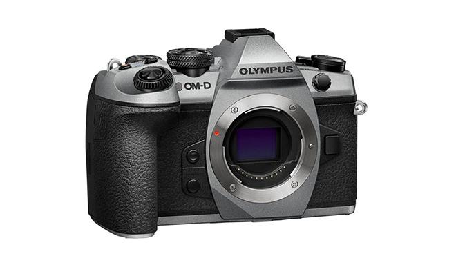 Olympus OM-D E-M1 Mark II Silver