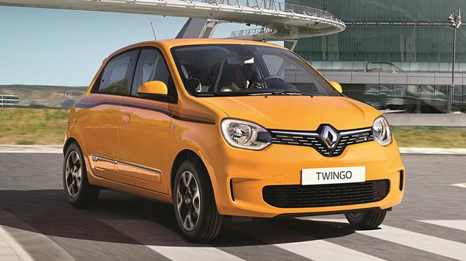 Yeni Renault Twingo