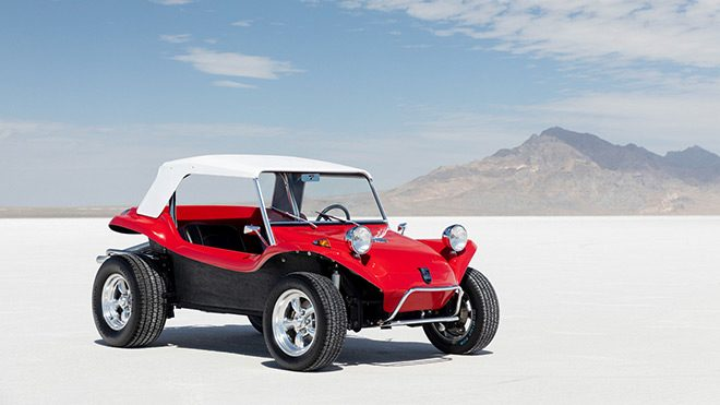 The Meyers Manx buggy