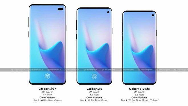 Samsung Galaxy S10 Lite Galaxy S10 E