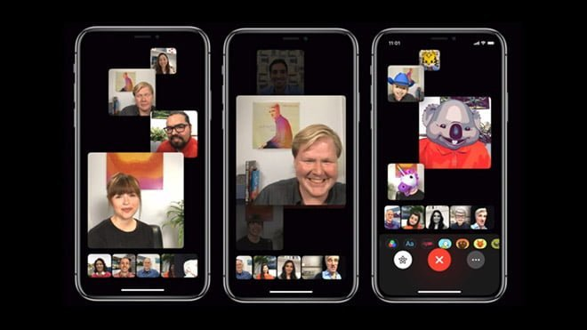 Apple FaceTime dinleme