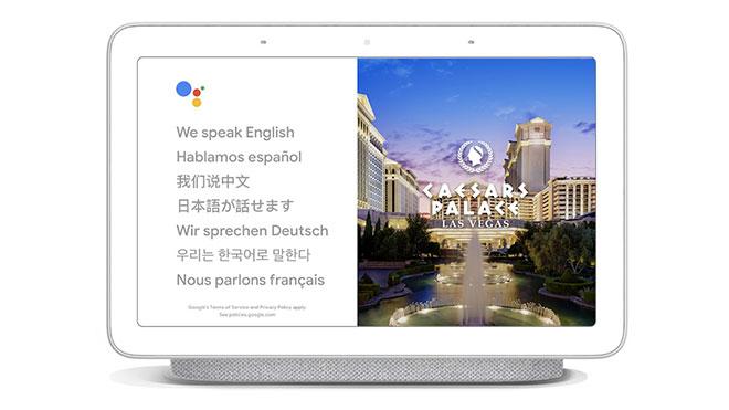 Google Asistan tercüme modu