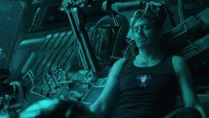 Avengers Endgame Iron Man