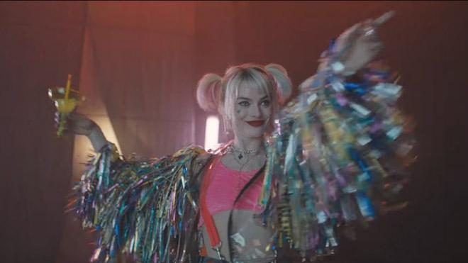 Harley Quinn Birds of Prey Margot Robbie