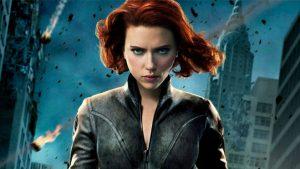 Captain Marvel sonraki kadın başrollü ikinci marvel filmi Black Widow