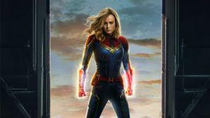 Avengers Endgame öncesi vizyona girmeye hazırlanan Captain Marvel