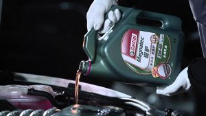 Castrol Magnatec Bio-Synthetic