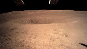 Çin uzay aracı Chang'e-4 Ay