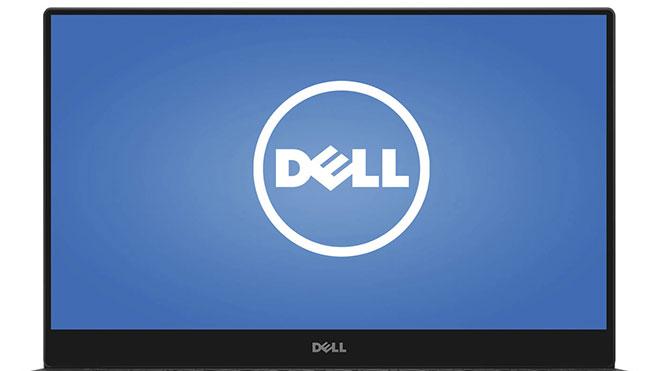 Dell dizüstü bilgisayar