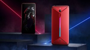 ZTE nubia Red Magic Mars oyun telefonu