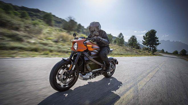 Harley-Davidson LiveWire elektrikli motosiklet