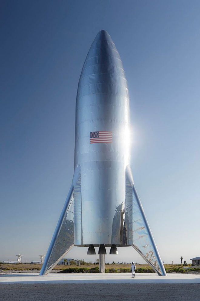 Elon Musk Starship SpaceX