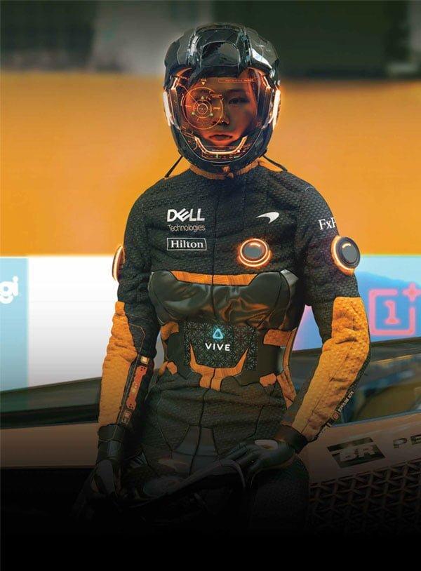 Yıl 2050! Hayallerin ötesinde Formula 1'in geleceği [Video]