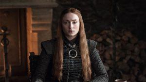 Sophie Turner Game of Thrones 8. sezon