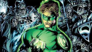 Zac Efron Green Lantern