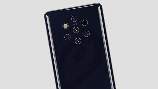 Xiaomi beş arka kameralı akıllı telefon