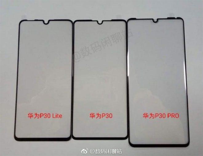 Huawei P30 Lite Huawei P30 Huawei P30 Pro