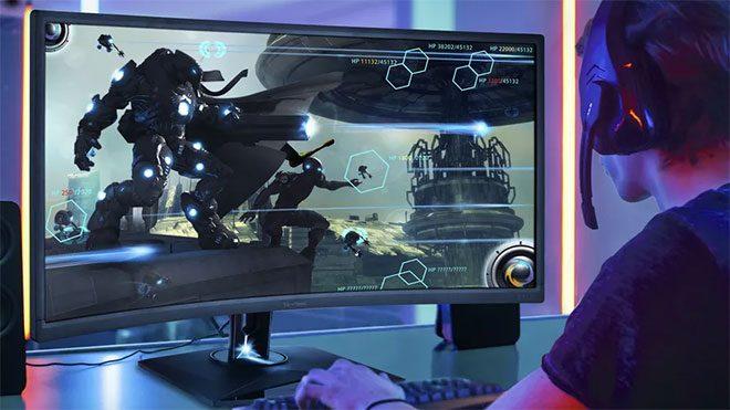 Viewsonic Elite oyun monitörü