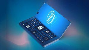 Intel katlanabilir akıllı telefon