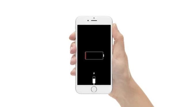 Apple iPhone pil değişimi