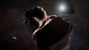 NASA New Horizons Ultima Thule