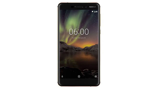 Nokia HMD Global Android Pie