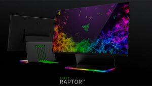 Razer Raptor Oyun Monitörü