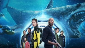 The Meg 2 Jason statham