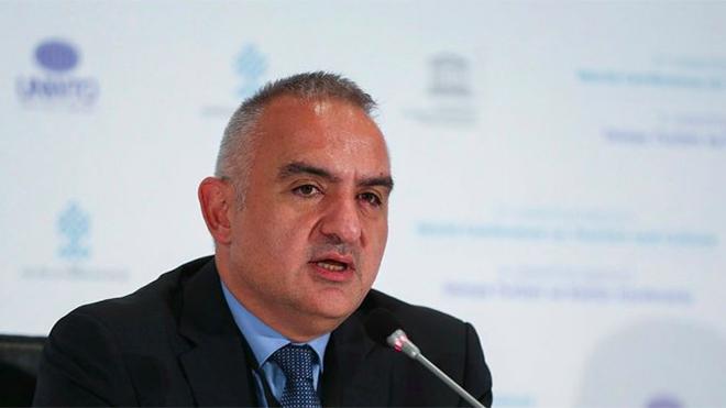 kültür ve turizm bakanı