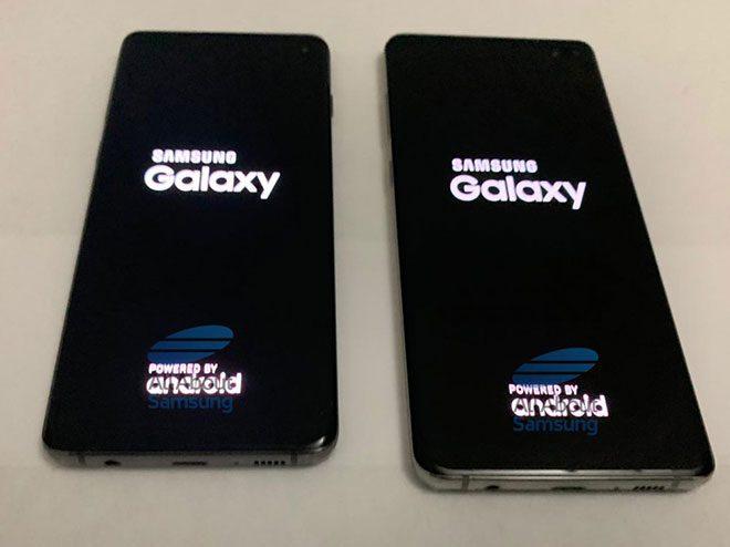 Samsung Galaxy S10 Samsung Galaxy S10 Plus