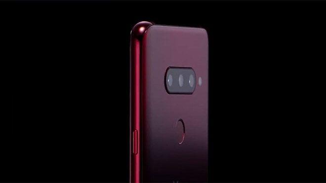 LG 5G akıllı telefon