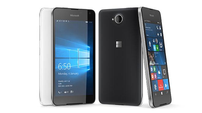 Microsoft Windows 10 Mobile Windows Phone Android iOS