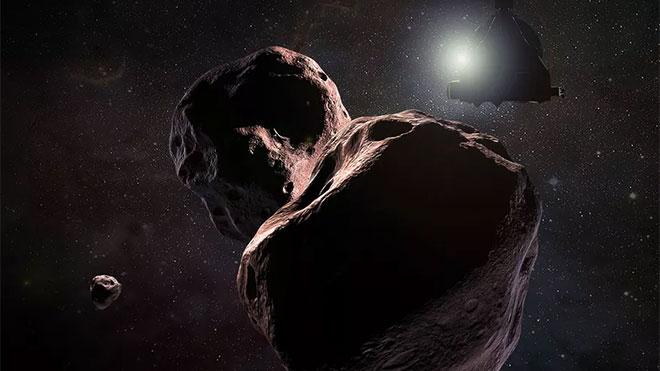 NASA New Horizon