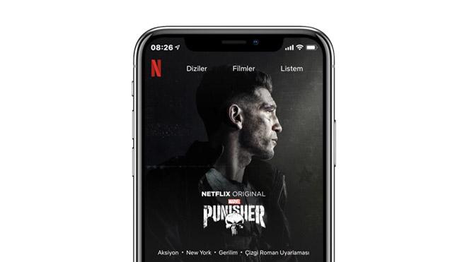 Netflix Instagram Hikayeler desteği