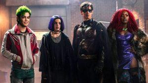 Netflix Titans 1. sezon