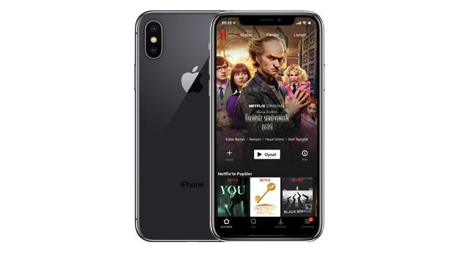 Netflix Apple iPhone