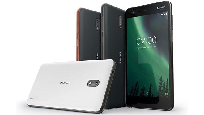Nokia 2 Android Oreo Nougat Nokia