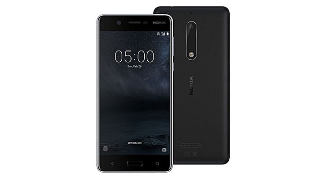Nokia 5 Android Pie