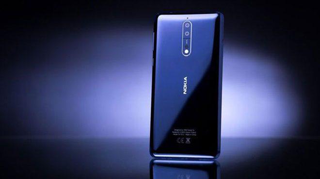 Nokia 8 Google Camera