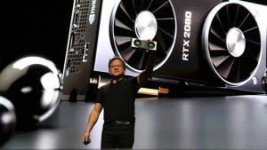 NVIDIA CEO'sundan AMD Radeon VII için çok sert açıklama