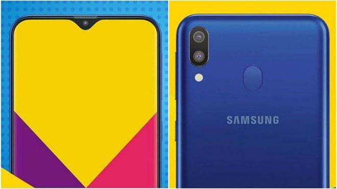 Samsung Galaxy M10 ve Galaxy M20