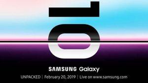 Samsung Galaxy S10 Plus Galaxy S10 Pro